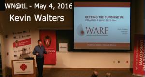 Kevin Walters WN@TL Presentation