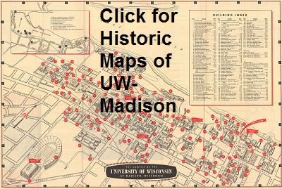 Campus Map 1951
