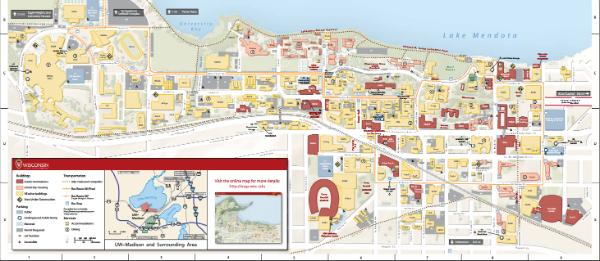 Campus Map 2014