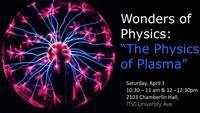 "Wonders of Physics ""The Physics of Plasma"" thumbnail"
